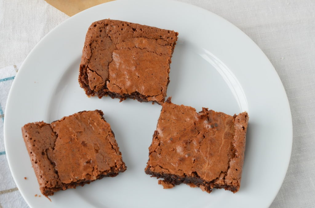 Espresso Kahula Brownies/24 Carrot Kitchen