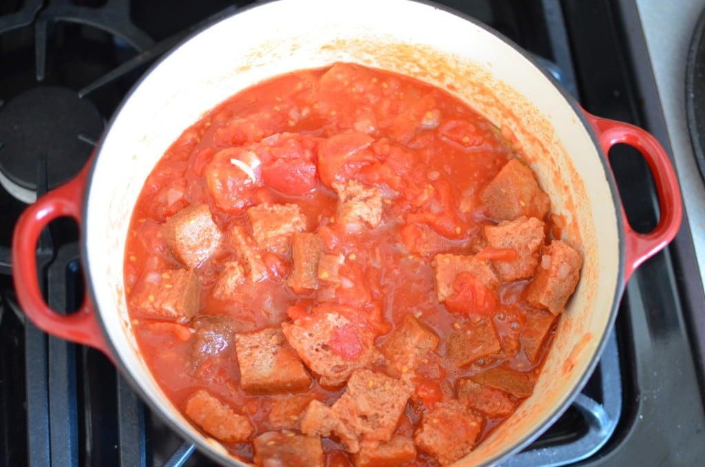 Creamless Tomato Soup/24 Carrot Kitchen