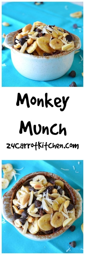 Monkey Munch - 24 Carrot Kitchen