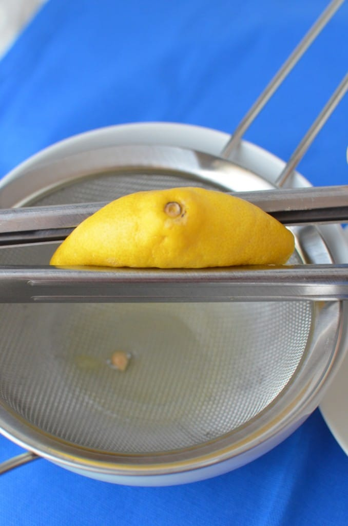 Squeezing Lemons Without a Juicer/24 Carrot Kitchen