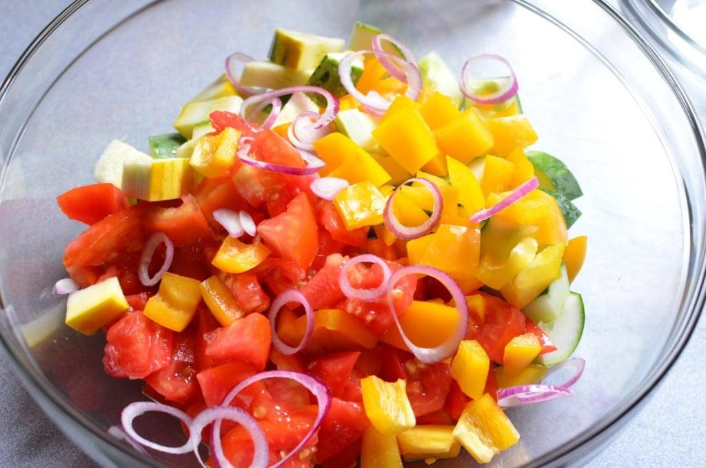 Panzanella/24 Carrot Kitchen