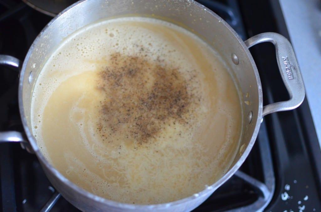 Cauliflower Soup/24 Carrot Kitchen