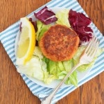 Salmon Cakes/24 Carrot Kitchen