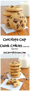 Chocolate Chip Chunk Cookies - 24 Carrot Kitchen