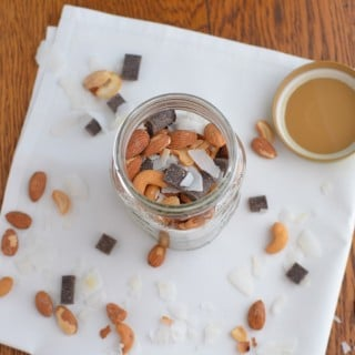5 Minute Trail Mix