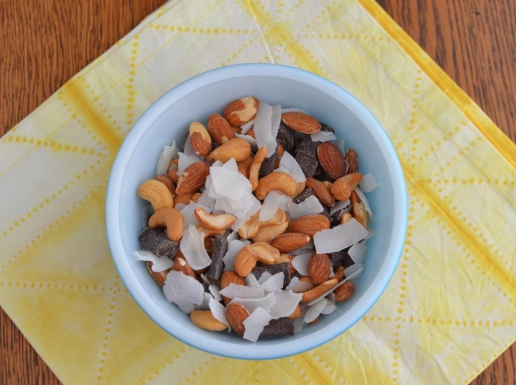 5 Minute Trail Mix/24 Carrot Kitchen
