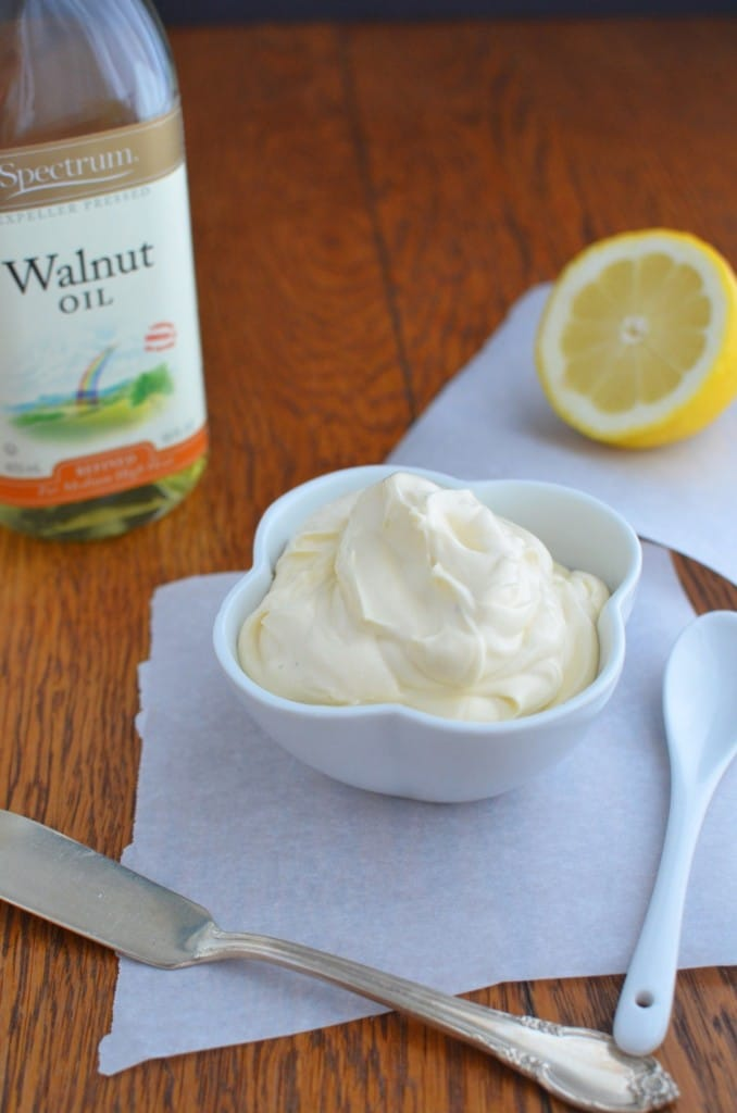 Homemade Mayonnaise/24 Carrot Kitchen