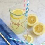 Homemade Lemonade in a glass-24 Carrot Kitchen