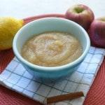 Cinnamon Applesauce-24 Carrot Kitchen