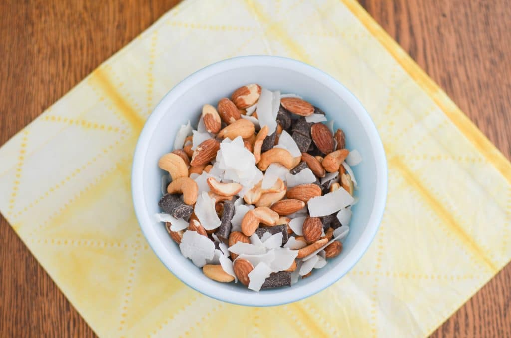 Sweet and salty trail mix - 24 Carrot Kitchen