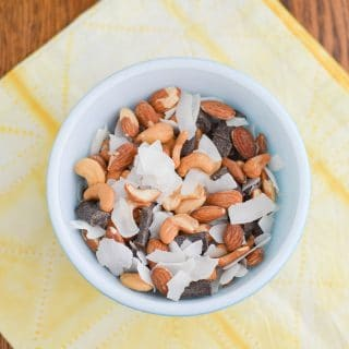 The Best Sweet and Salty Trail Mix!
