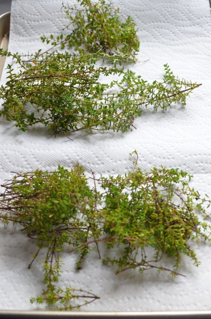 How to Dry Herbs-24 Carrot Kitchen