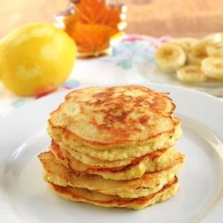 Coconut Flour Pancakes - 24 Carrot Kitchen