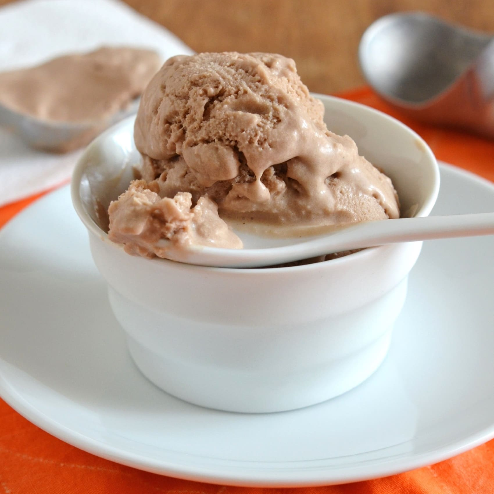 How to make the best chocolate banana ice cream 24 carrot kitchen chocolate banana ice cream 24 carrot kitchen ccuart Gallery