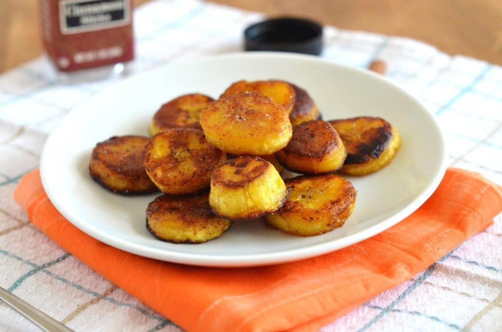 Fried Plantains - 24 Carrot Kitchen