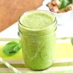 Anti-inflammatory Green Smoothie - 24 Carrot Kitchen