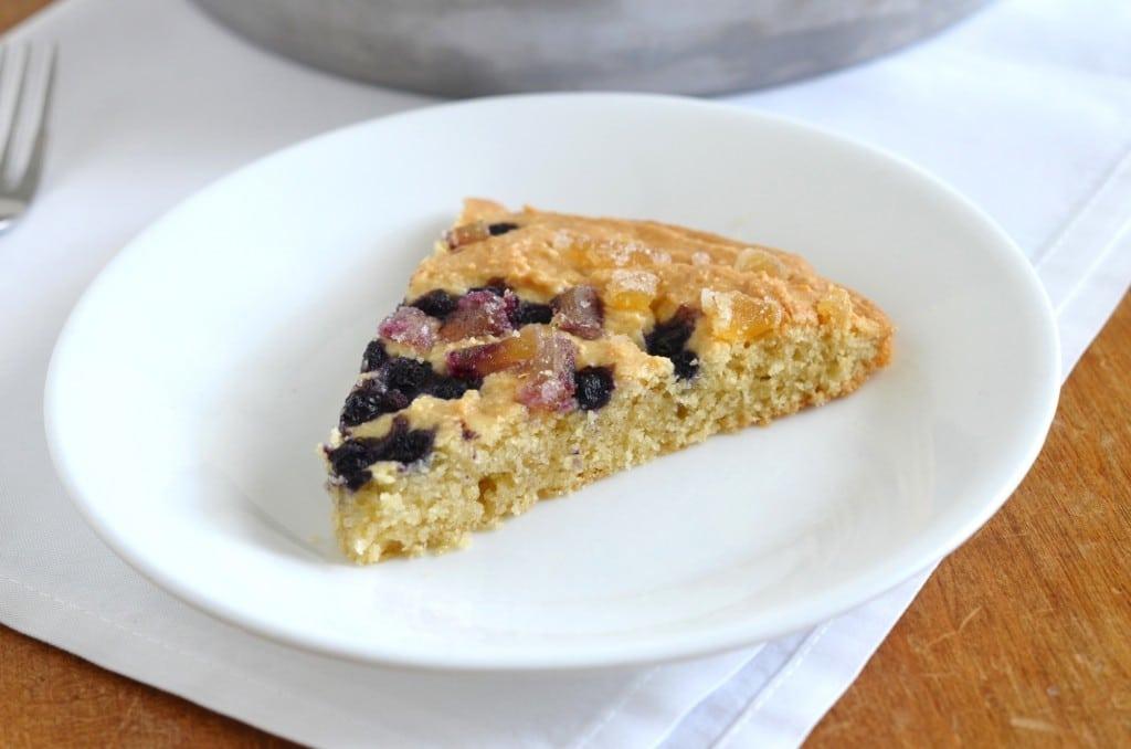 Blueberry Gluten Free Scones - 24 Carrot Kitchen
