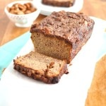 Banana Bread with Streusel Topping - 24 Carrot Kitchen
