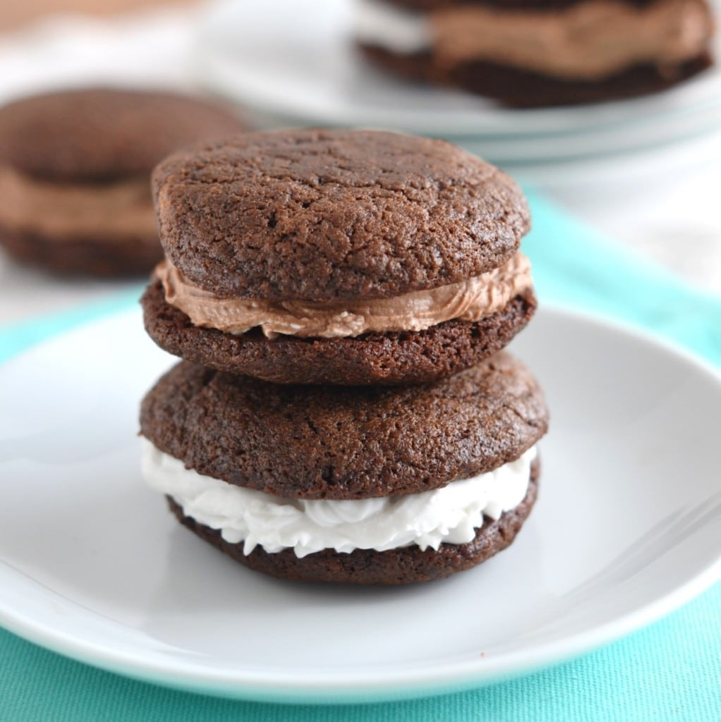 Paleo Whoopie Pies - 24 Carrot Kitchen
