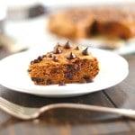 Pumpkin Skillet Chocolate Chip Skookie - 24 Carrot Kitchen