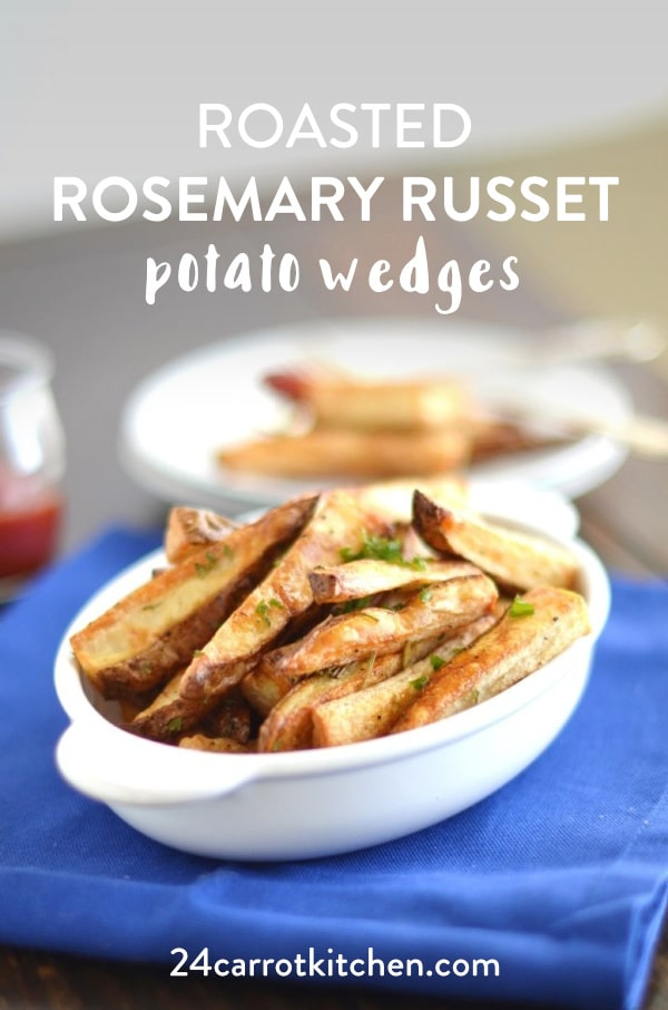 Super easy, homemade french fries!  Easy prep and you control the ingredients!  Great as a side for lunch or dinner!  #Paleo #Paleosides #frenchfries #russet #grain-free #gluten-free #dairy-free #potatoes