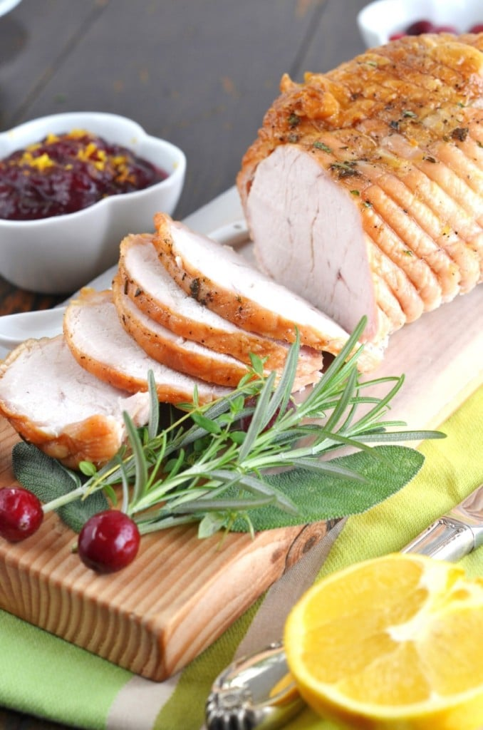 Herb Roasted Turkey Breast - 24 Carrot Kitchen