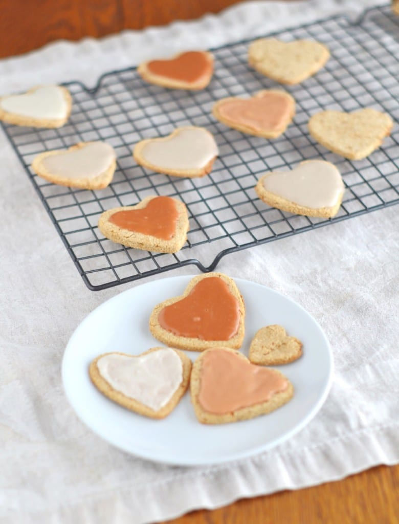 Coconut Flour Cookies - 24 Carrot Kitchen