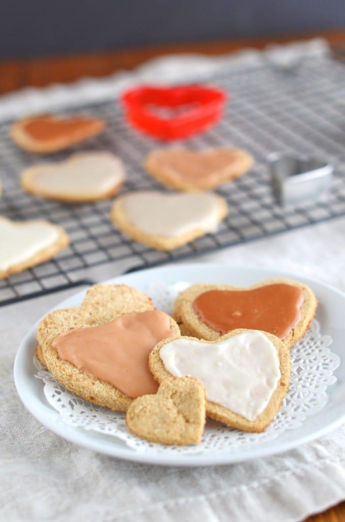 Paleo Nut Free Cookies - 24 Carrot Kitchen