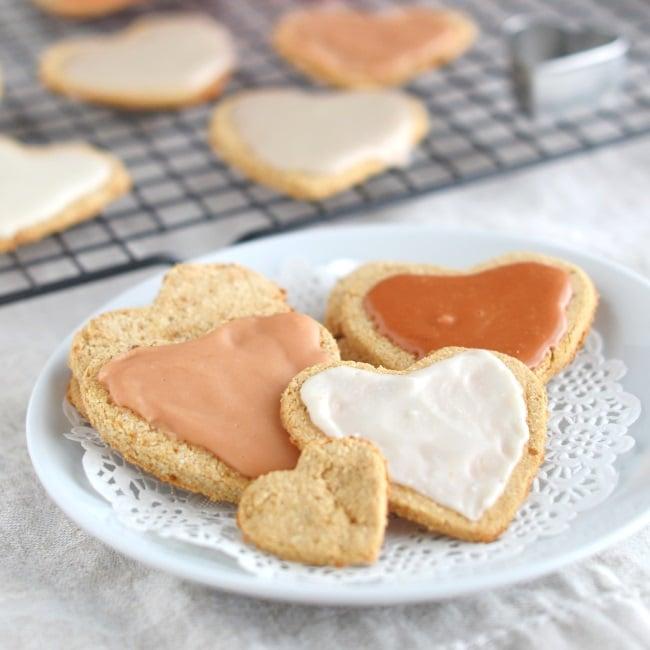 Coconut Flour Cookies - 24 Carrot Kitchen