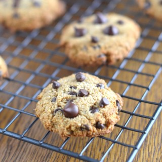 The Best Ultimate Chewy Gluten-Free Vegan Chocolate Chip Cookies!