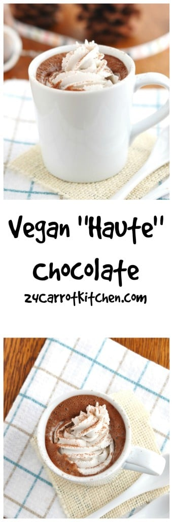 "Easy, Homemade, Vegan, ""Haute"" Chocolate - 24 Carrot Kitchen"
