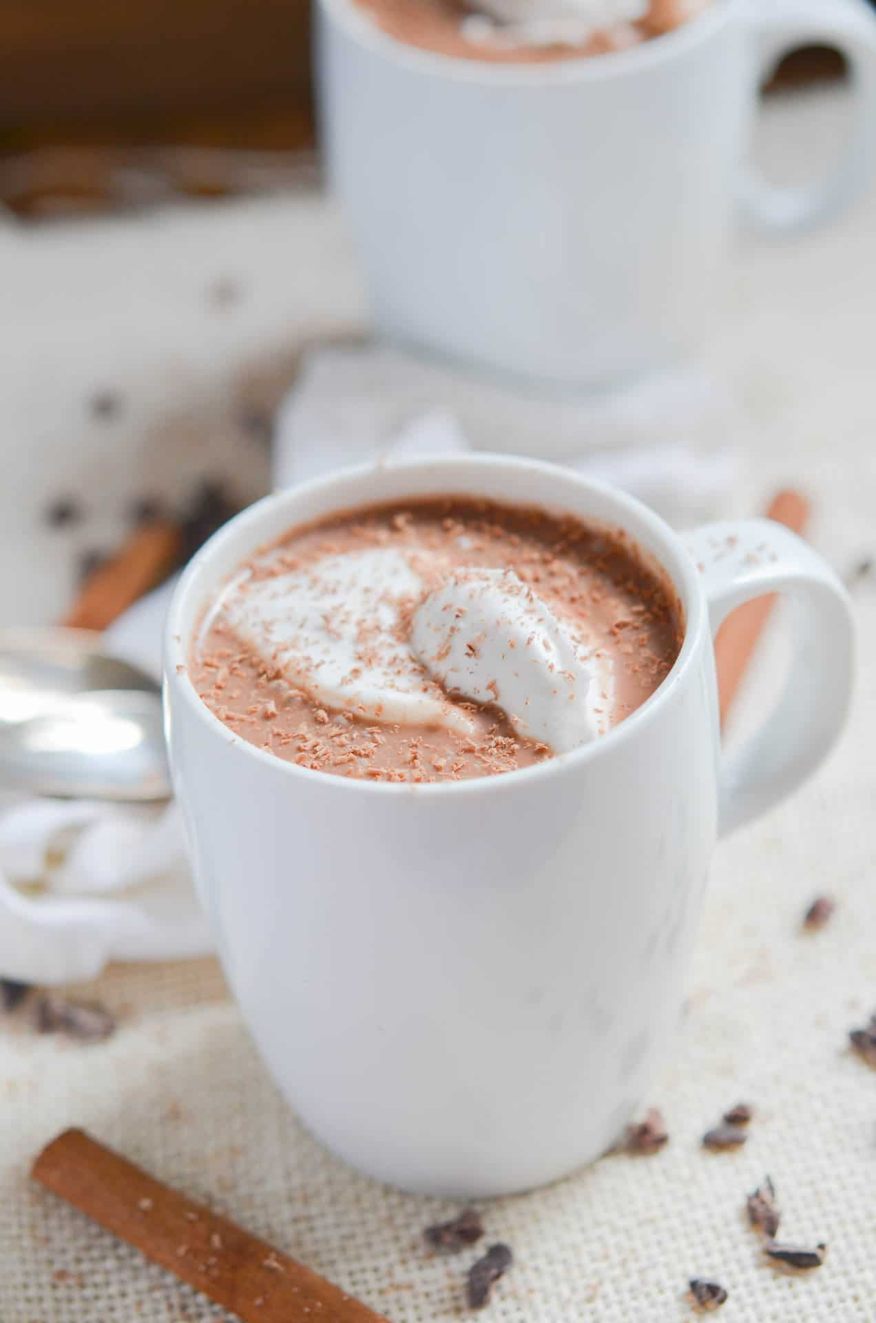 How To Make Awesome Dairy Free Hot Chocolate 24 Carrot