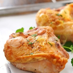 Easy Baked Chicken Breast - 24 Carrot Kitchen