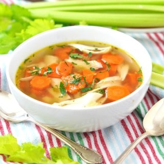 Awesome Chicken Gluten Free Soup – How To Make