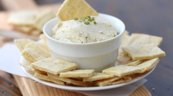 Cashew Cream Cheese and Chives Recipe