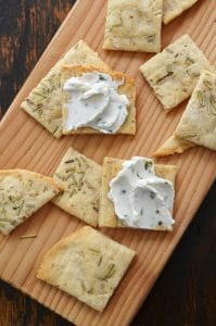 Cashew Cream Cheese and Chives Recipe - 24 Carrot Kitchen