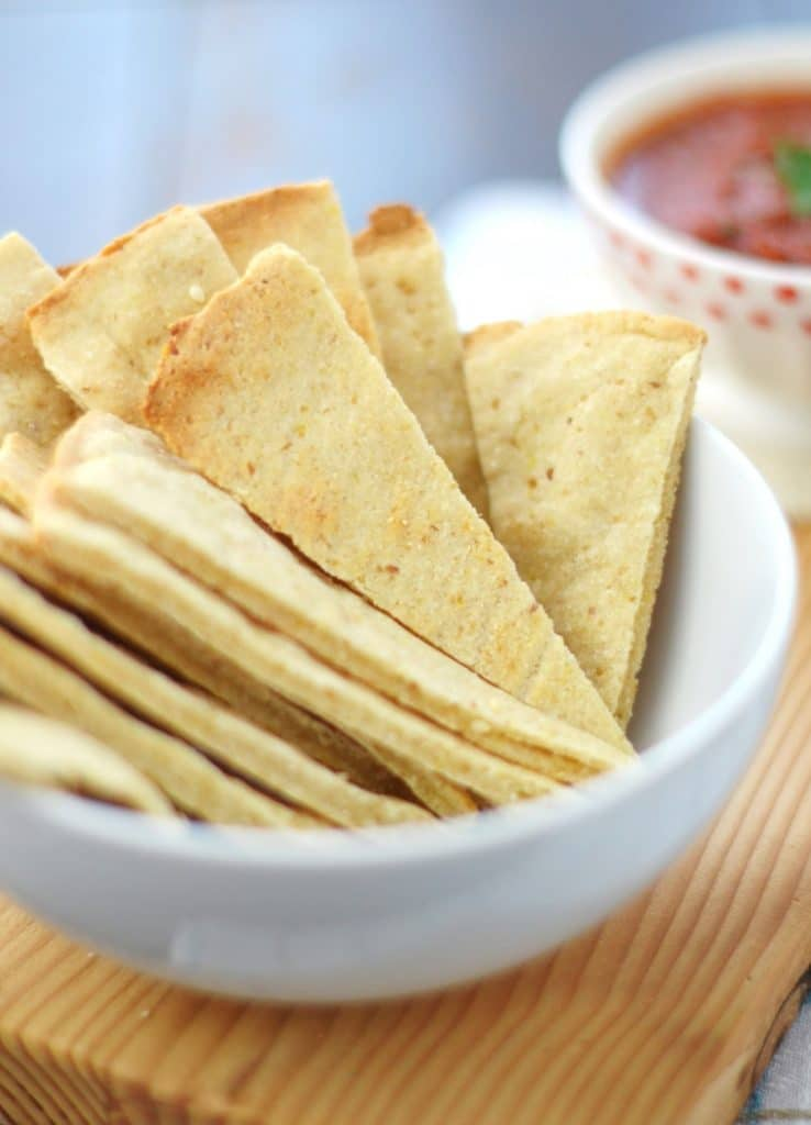Low Carb Crackers - 24 Carrot Kitchen