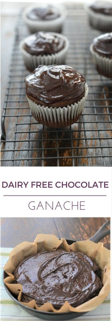 Paleo Chocolate Cake and Cupcakes with Dairy Free Chocolate Ganache Icing-24 Carrot Kitchen
