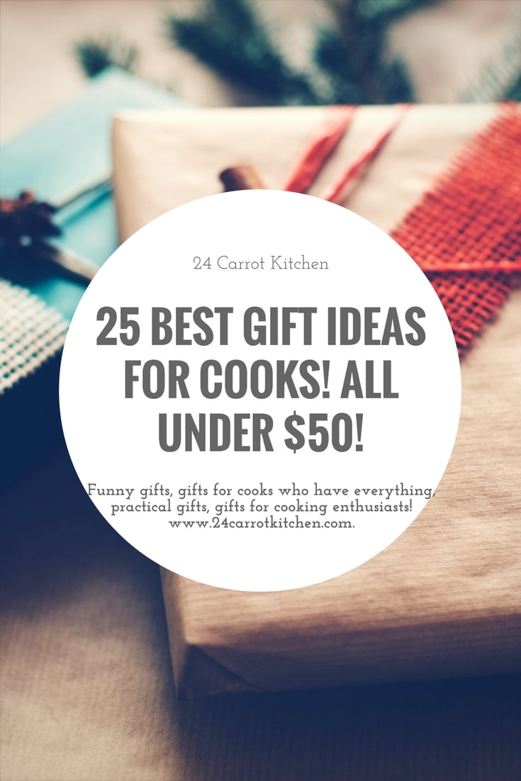 The Best Gift Ideas For Cooks 24 Carrot Kitchen