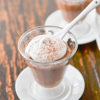 How To Make Perfect Vegan Chocolate Mousse!