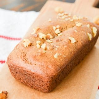 Flourless Banana Bread - 24 Carrot Kitchen