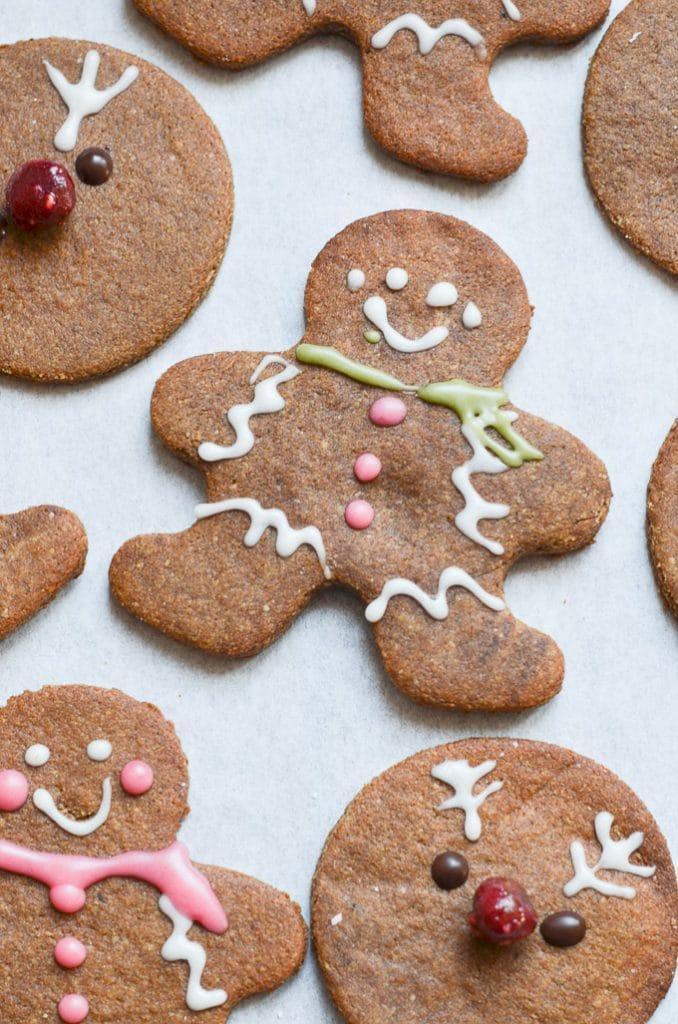 Easy Vegan Gingerbread Cookies 24 Carrot Kitchen